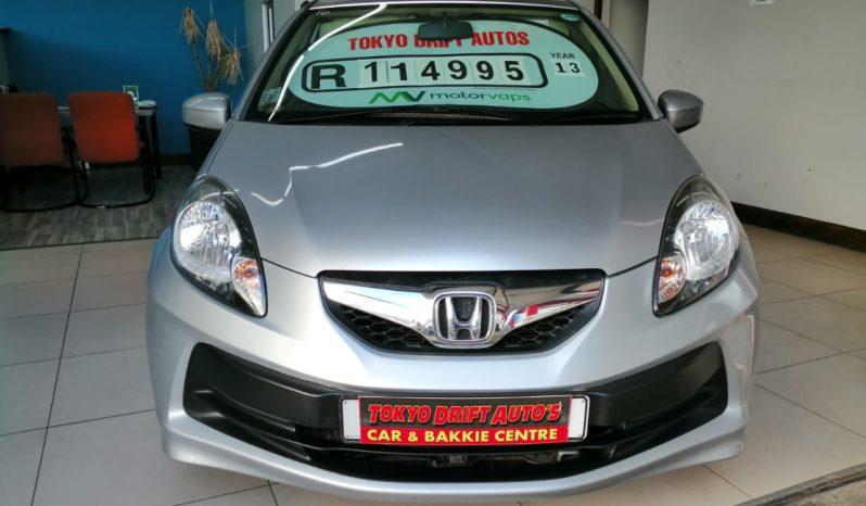 2013 HONDA BRIO 1.2 i-VTEC TREND full