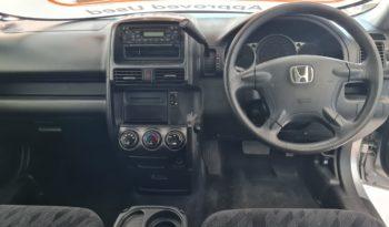2005 HONDA CR-V 2.0 RVi Automatic full