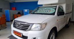 2012 TOYOTA HILUX 2.0 VVTi S/C TOKYO DRIFT AUTOS 021 591 2730