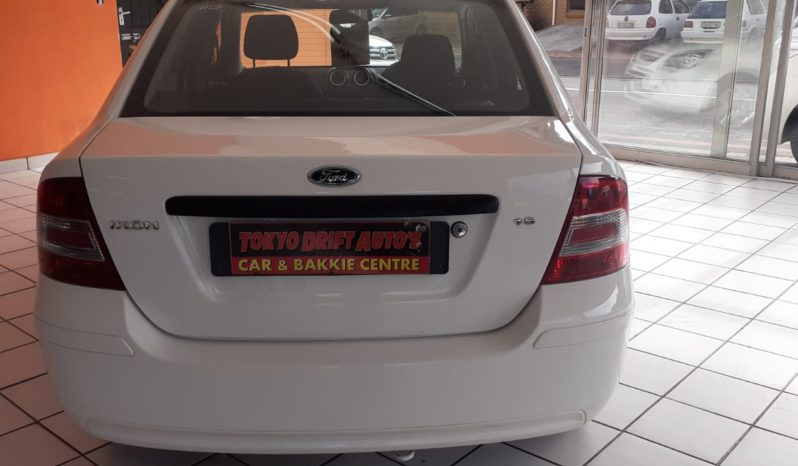 2015 FORD IKON 1.6 AMBIENTE full