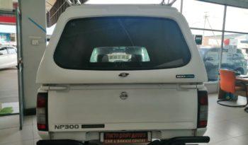 2016 NISSAN NP300 HARDBODY S/CAB full