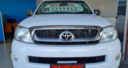 2010 TOYOTA HILUX 2.7 4×2 DOUBLE CAB